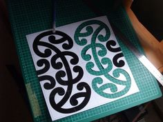 paul shih Maori Patterns, Maori Designs, Graffiti Drawing, Maori Art, Kiwiana, Pumpkin Carving, Pattern Design, Design Inspiration, Drawings
