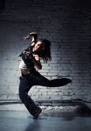 Dance can express more than words !