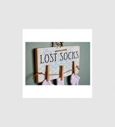 25+ Clever Household Tips  So need this to keep up with socks