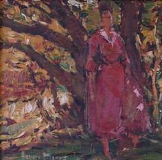 """Lady"" Adriaan Boshoff SA Artist"