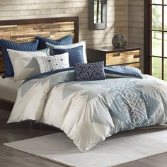 kenneth cole new york dovetail fullqueen comforter room decorations etc pinterest comforter bedrooms and duvet