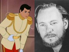 Disney is pretty good at getting some fantastic actors for their Princes.