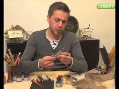 Kaligrafi Kalemleri - YouTube