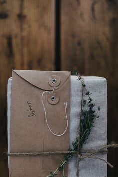 Wrapping in Muslin & Twine // Kinfolk Herbal Infusions Workshop // Chattanooga, TN by Beth Kirby | {local milk}, via Flickr