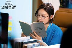 Hospital Playlist (슬기로운 의사생활) Korean - Drama - Picture @ HanCinema :: The Korean Movie and Drama Database Korean Actresses, Actors & Actresses, Korean Drama Movies, Won Ho, Drama Korea, Film Movie, Photo Galleries, Romantic, Songs
