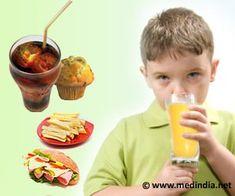 Poor Children Eat More Junk Food