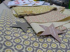 Rapture and Wright Louis Vuitton Monogram, Louis Vuitton Damier, Unique Curtains, Contemporary Curtains, Purple Rooms, Curtain Poles, Fabrics, Textiles, Dreams