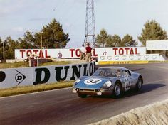 Herbert Linge and Peter Nocker brought the Porsche 904/6 home fourth overall and first among two-litre prototypes.