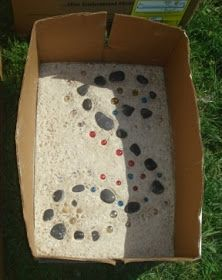 theArtisticFarmer: Handmade Stepping Stones