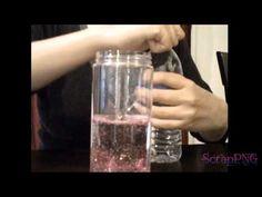 DIY Calm down glitter jar :)