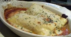 Carrabba's Chicken and Spinach Cannelloni Copycat Recipe Serves 4 Cannelloni Filling 8 ounces chicken breasts, cooked 1 ounce fresh...