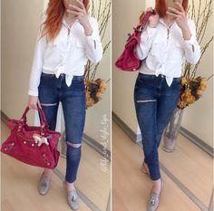 Lifeandstyletips Balenciaga Bag, Skinny Jeans, Pants, Fashion, Trouser Pants, Moda, Fashion Styles, Women's Pants, Women Pants