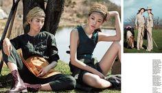 Korean Models : Photo