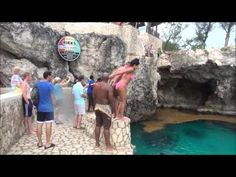 4 Minutes @ Ricks Cafe Negril Jamaica