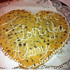 Bday cookie