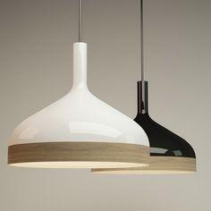 Suspension lamp by http://enricozanolla.com/70-plera
