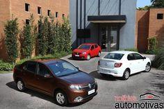Novo Renault Logan em todos os seus detalhes