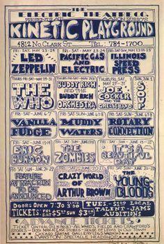 Kinetic Playground Chicago 1969