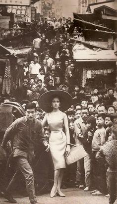 FRANCESCO SCAVULLO Harper's Bazaar June 1962