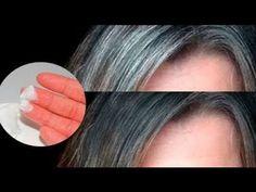Zabráňte rastu sivých vlasov a nechajte ich rásť ako blázon! Prevent Grey Hair, Natural Coconut Oil, Permanent Makeup Eyebrows, Step By Step Hairstyles, Hair Growth Treatment, Strong Hair, Crazy Hair, Dandruff, Hair Loss