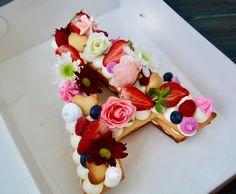 Торт-буква