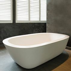 The acanthus bathtub is perfect for the modern home bath - the quintessential luxury experience that your home deserves. Bathtubs For Sale, Bathtub Shower, Whirlpool Bathtub, Acanthus, Modern Bathroom, Plumbing, Basin, Showroom, Range