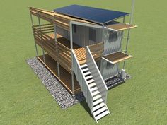 Container House - The Ultimate Guide To Shipping Container Homes - For Sale, Cost . - Who Else Wants Simple Step-By-Step Plans To Design And Build A Container Home From Scratch? Container Homes For Sale, Shipping Container Home Designs, Building A Container Home, Container Buildings, Container House Plans, Container House Design, Shipping Containers, 40ft Container, Cargo Container