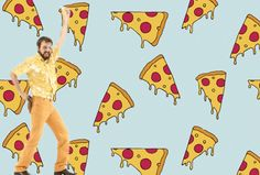 Trending GIF dancing pizza home alone pizza party on my way saturday night fever silly dance crazy dancer disco night dance for pizza disco is back dancing with pizza on my way like dance dance Fancy Pizza, I Love Pizza, Disco Night, Night Gif, Pizza Gif, Pizza Photo, Gif Background, Pizza House, Saturday Night Fever