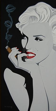 MM by ~Paul5252 on deviantART  | This image first pinned to Marilyn Monroe Art board, here: http://pinterest.com/fairbanksgrafix/marilyn-monroe-art/ || #Art #MarilynMonroe