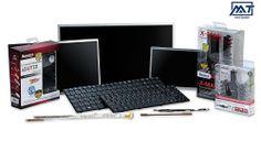 The whole family of #Mildtrans #laptop parts (laptop screens, laptop adapters, laptop inverter & laptop keyboards etc. )