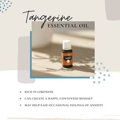 Diffuse this to refresh your home and bring attitudes back to their happy state. Great on freshening laundry, carpets and so much more. Yl Essential Oils, Young Living Essential Oils, Tangerine Essential Oil, Aromatherapy, Carpets, Laundry, Essentials, Feelings, Learning