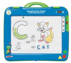 LeapFrog imagination desk Learning System
