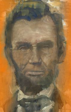 Abraham Lincoln by Robert Hunt