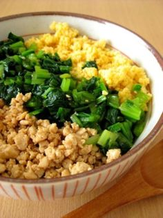 Cook Pad website now in English! Real Japanese home cooking recipes. Rice Bowls, Rice Dishes, Cook Pad, Asian Recipes, Ethnic Recipes, Tofu Recipes, Recipe Sites, English Food, Japanese Food