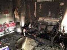 Incendia oficina republicana en North Carolina