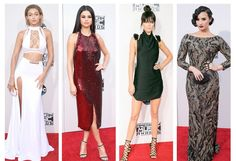 Star Style at the 2015 American Music Awards - Held in Los Angeles, California, the 2015 American Music Awards brought out stars of entertainment and style alike on the red carpet. From singers Selena Gomez, Gwen Stefani, Ciara and Demi Lovato to models Kendall Jenner, Gigi Hadid and Hannah Davis, the red carpet was full of sexy looks and plenty of sequins. Check out […] The post Star Style at the 2015 American Music Awards appeared first on Fashion Gone Rogue…