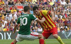 2-0. La sociedad Messi-Neymar, letal ante un Athletic sin pegada