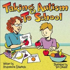 This book explains what life is like for a child with autism.  Good for elementary aged students. (other topics available as well)