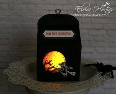 Leckereienbox für Halloween Stampin Up