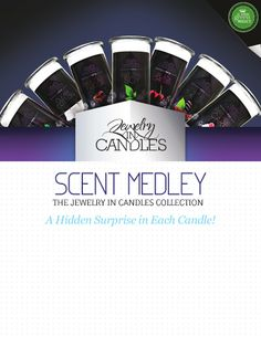 Jewelry In Candles Product Catalog by Carlo Morin via slideshare https://www.jewelryincandles.com/store/cmorin