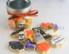Halloween Minis | Cookie Connection
