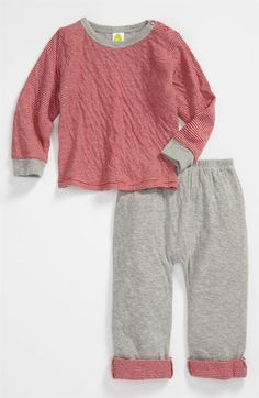 Stem Baby Top & Pants (Infant) available at #Nordstrom
