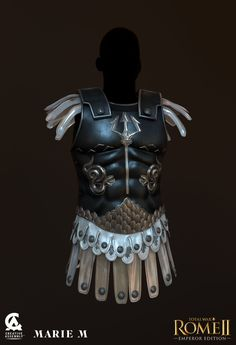 ArtStation - Total war : Rome II - Emperor Edition, Marie-Michelle Pepin