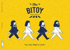 嘖嘖 × The BITOY - 你的第一套設計師公仔