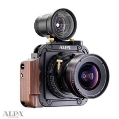 """ALPA 12 TC Swiss camera. $5,000+ USD with lens etc. """"The ideal travelling camera. Some see the ALPA 12 TC as the digital successor of the defunct Hasselblad SWC but in any case, it is the smallest and lightest 6x9 roll-film camera for professionals. At the same time it is also the smallest and lightest digital camera with more than 60 MP. The 12 TC is fully integrated into the ALPA platform and all lenses, from the extreme 23-mm wide-angle to 250‑mm focal length can be used."""""""