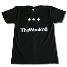 The Weeknd T-shirt OKAY UHM WHERE CAN I GET THIS?