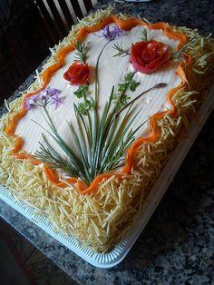 Detox Diet Drinks, Party Food Platters, Sandwich Cake, Romanian Food, Cafe Food, Food Crafts, Wrap Sandwiches, Dessert Recipes, Desserts