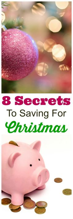 Learn 8 realistic ways to earn money and save for Christmas I've actually done myself. Whether you just want to have a frugal Christmas, are cutting back on holiday expenses, can't afford Chrismas gifts or just want to stick to your budget during the holidays, this list has a workable suggestion for everyone. #savingforchristmas #savingfortheholidays #frugalchristmas #christmas #chrismasbudgeting #holidaybudgeting #simplychristmas #holidaysavingtips #christmassavingtips #savingmoney