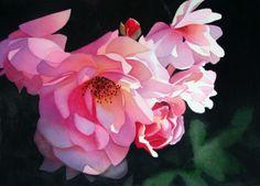 Guy Magallanes, watercolors -