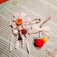 Scarfpin & strap Handicraft, Earrings, Handmade, Collection, Jewelry, Craft, Ear Rings, Stud Earrings, Hand Made